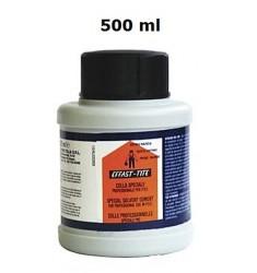 COLLA PROFESSIONALE EFFAST-TITE DA 500 ML PER TUBI E RACC. PVC