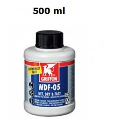 COLLA WDF 05 PER TELO E TUBAZIONI PVC DA 500 ML