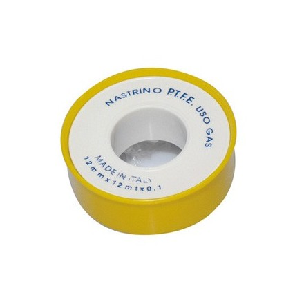 NASTRO TEFLON PER GAS MT12XMM19  SPESS. 0,10